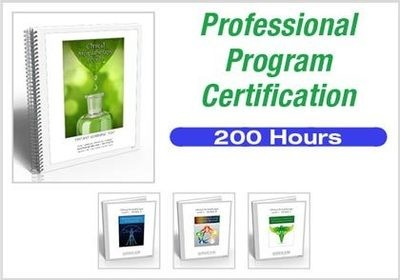 Professional Program Certification (Hard Copy Course-200 hours)
