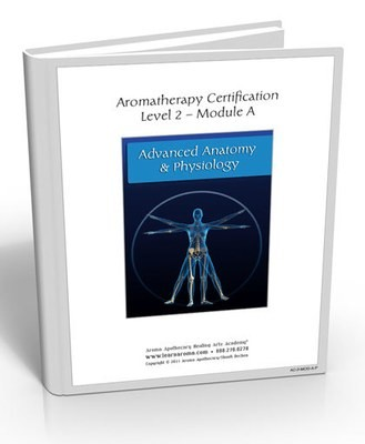 Aromatherapy Level 2- Advanced Anatomy & Physiology and Advanced Materia Aromatica (Hard Copy Course)