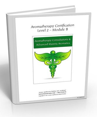 Aromatherapy Level 2- Aromatherapy Consultations, Advanced Blending & Materia Aromatica (Hard Copy Course)