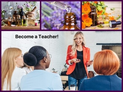Aromatherapy Teachers Training Program