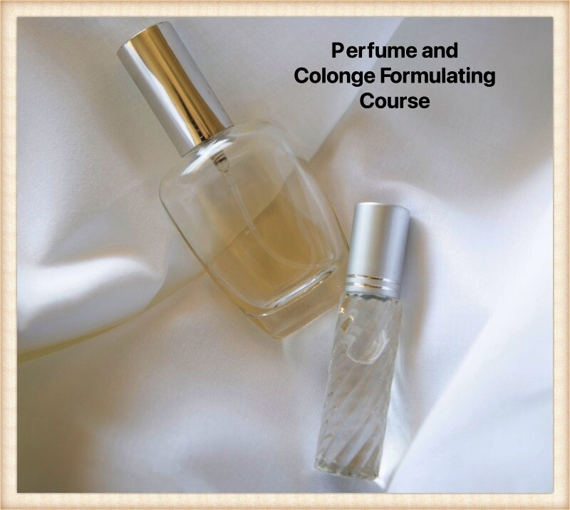 Perfumery and Cologne Formulating Course