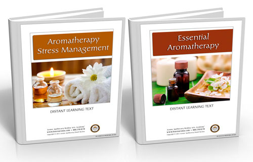Aromatherapy Wellness Package, 12 hours (Hard Copy Courses)