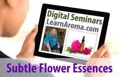 Digital Seminar: Subtle Flower Essences, 2 hours