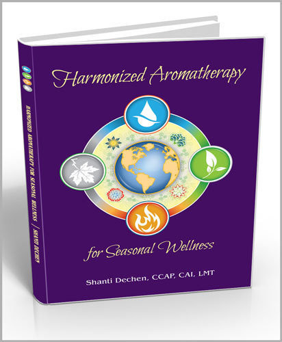 Harmonized Aromatherapy for Seasonal Wellness Course, 25 hours