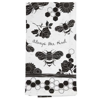 Boho Bee Tea Towel