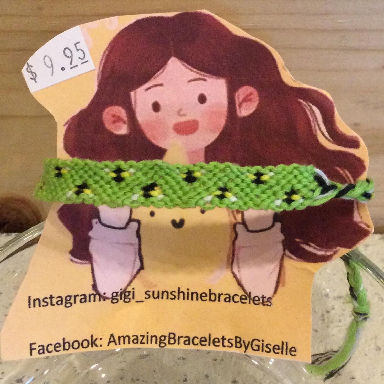 Sunshine Bee Bracelets