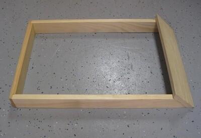 Landing Board - 10/8 Frame - Cypress