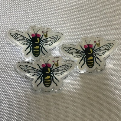 Party Bee Pin