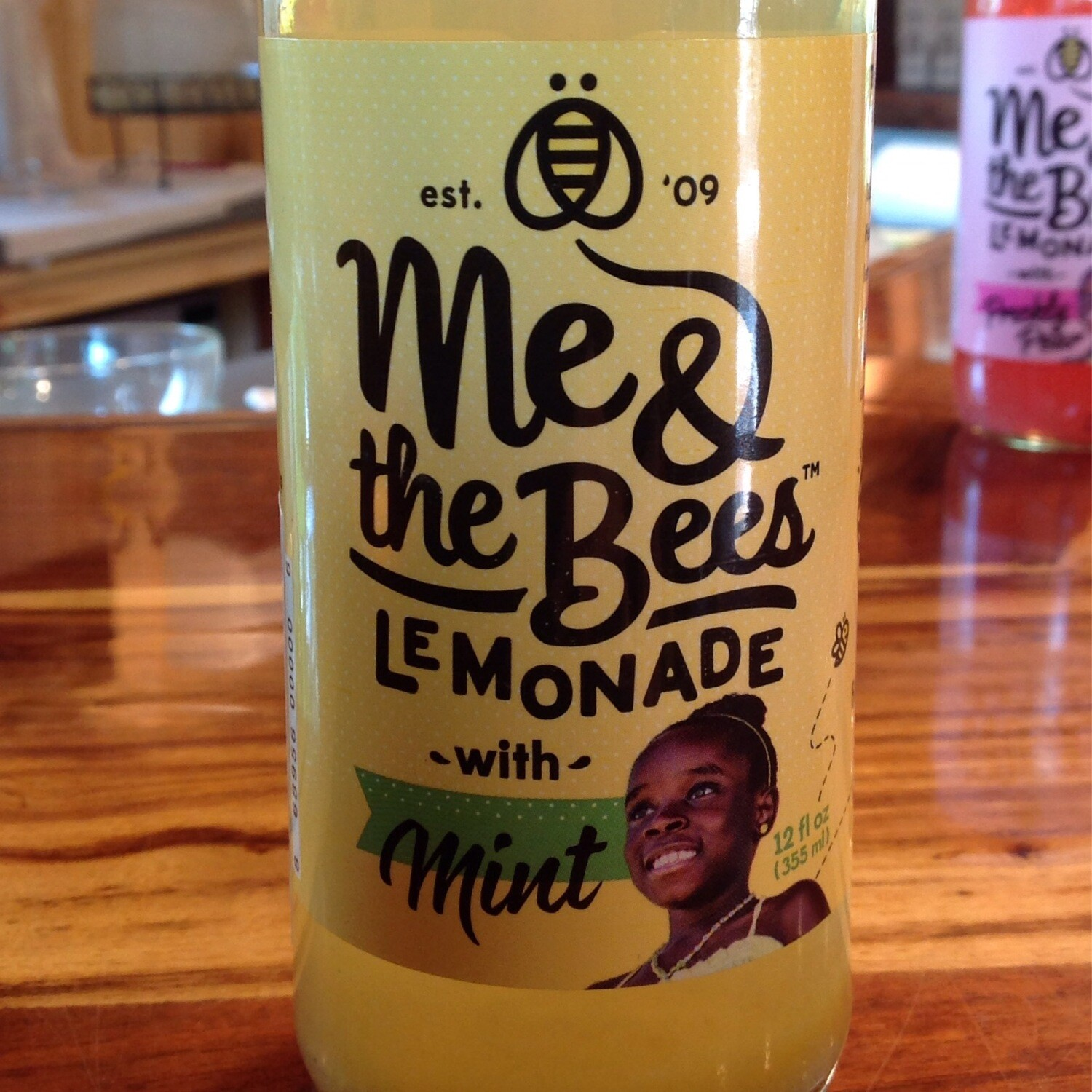 Me & The Bees Lemonade With Mint