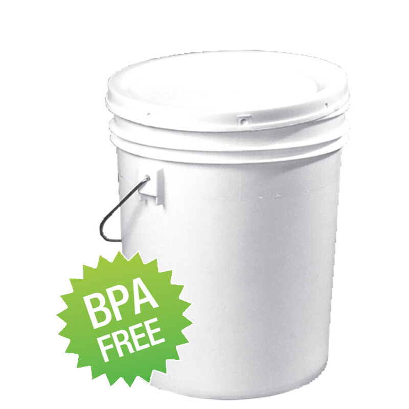 5 Gallon Bucket & Lids