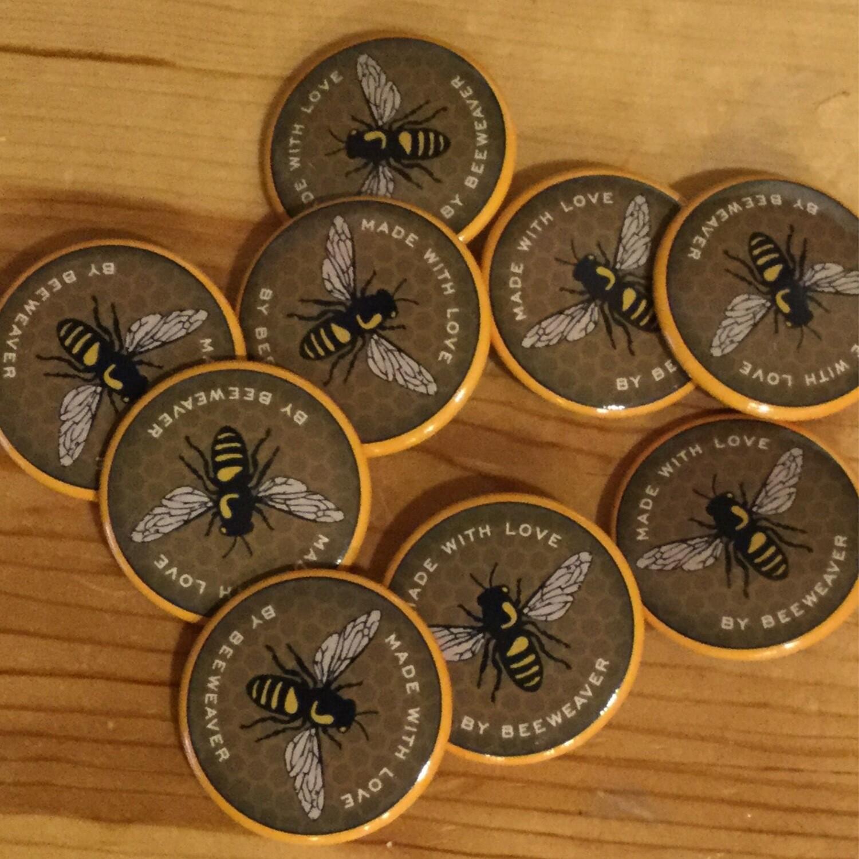 BeeWeaver Pin