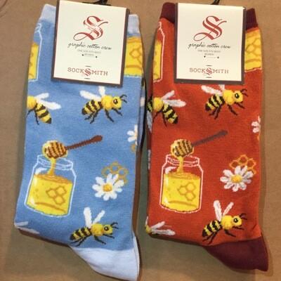 Bee My Honey Socks