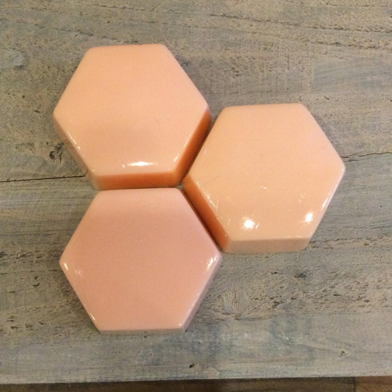 Bee Community Hexagon Soap