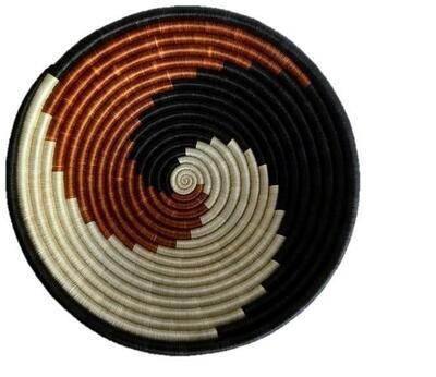 Uganda Swirl Bowl - Large