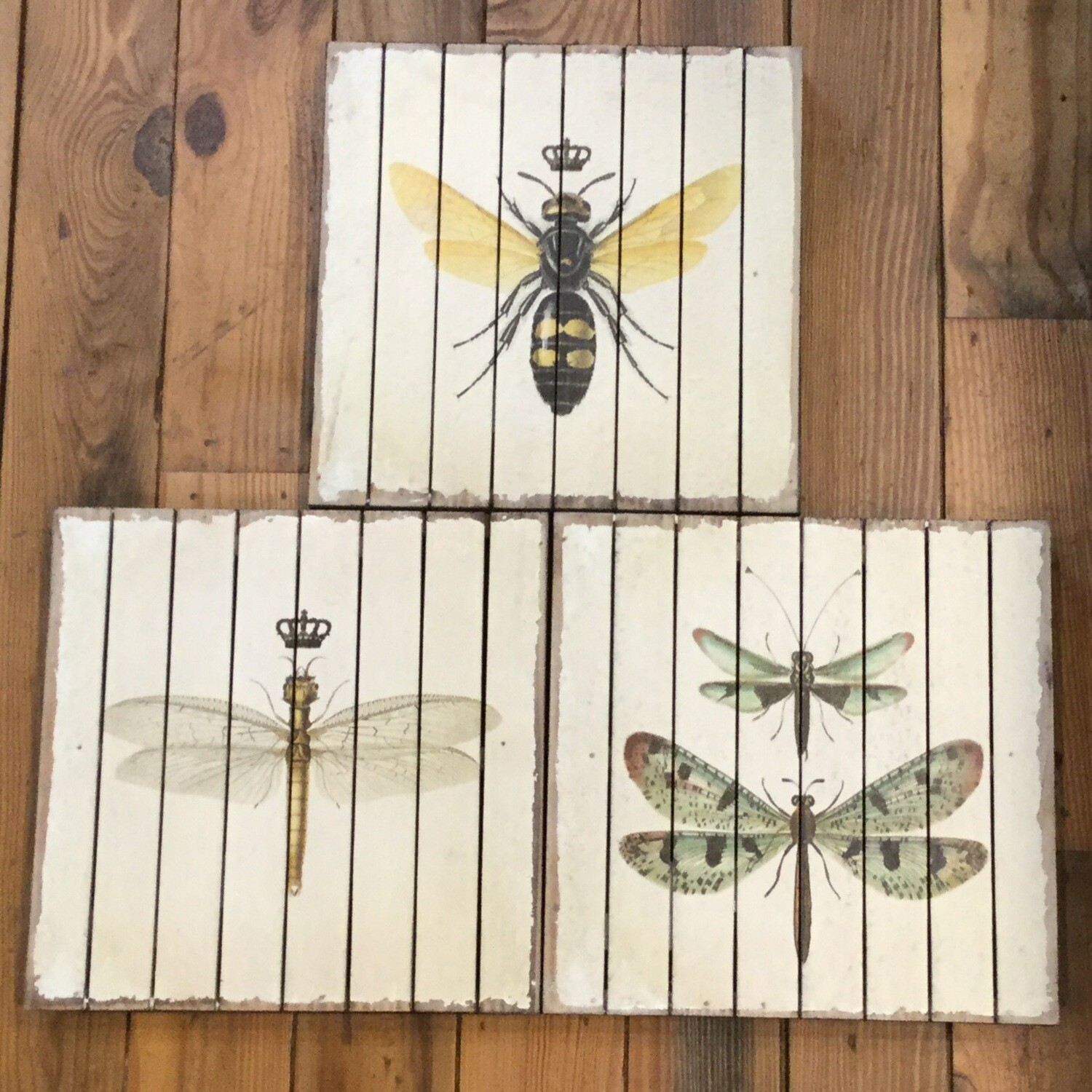 Wooden Box Signs - 10x10