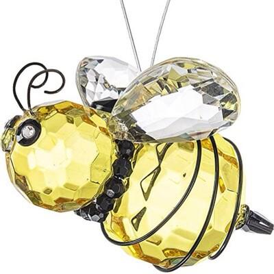 Queen Bee Ornament Acrylic