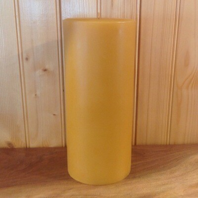 Beeswax Pillar Candle - 9