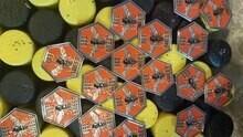 Bee Sweet Enamel Pin