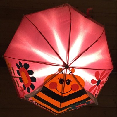 Pop Up Umbrella Bee