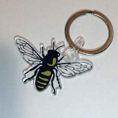 BeeWeaver Keychain