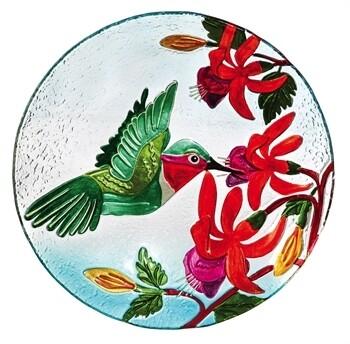 Bird Bath - Hummingbird Flutter (IN STORE PICKUP)
