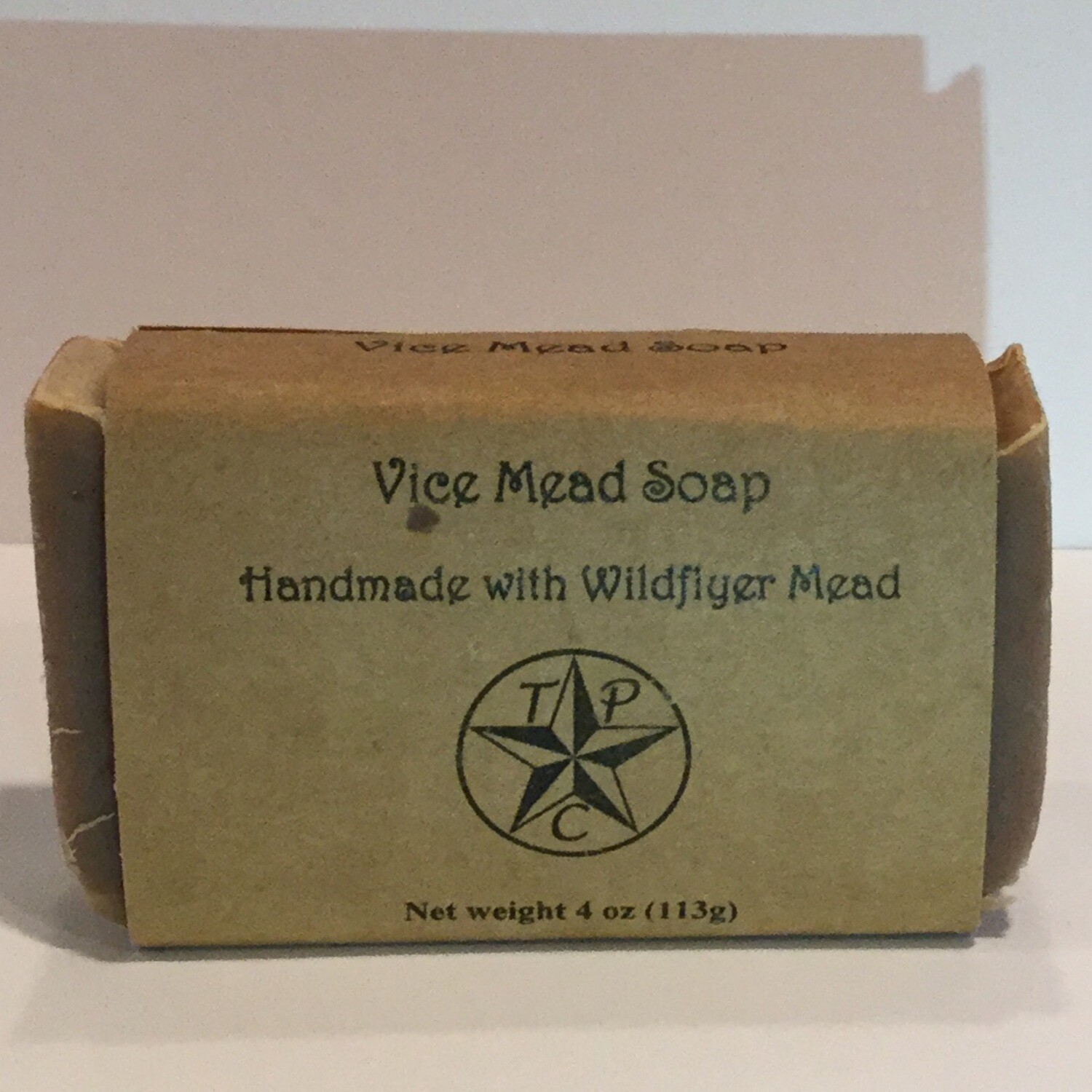 Vice Mead Soap