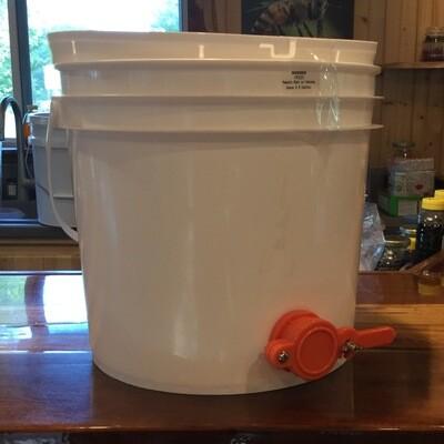 Bottling Bucket 3.5 Gallon