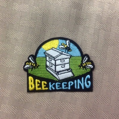 Bee Keeping Patch