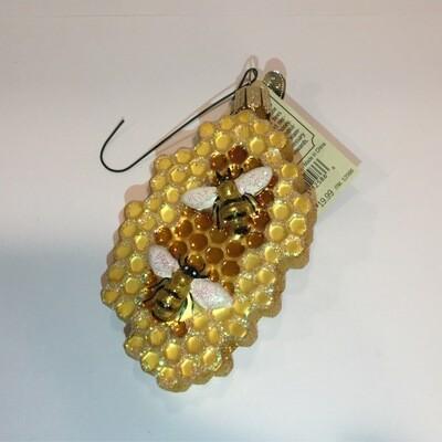 Honeycomb Christmas Ornament