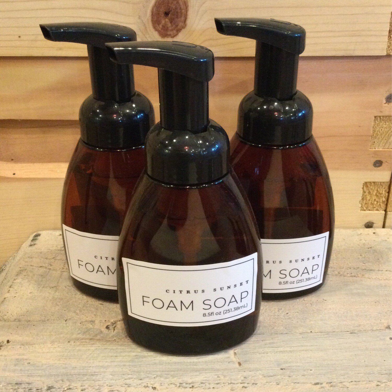 Bee Community Foaming Soap - Citrus