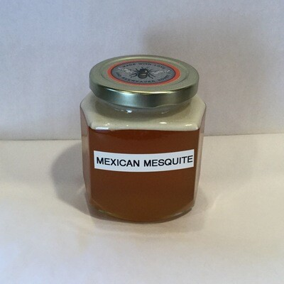 Mexican Mesquite Honey - 9 Oz