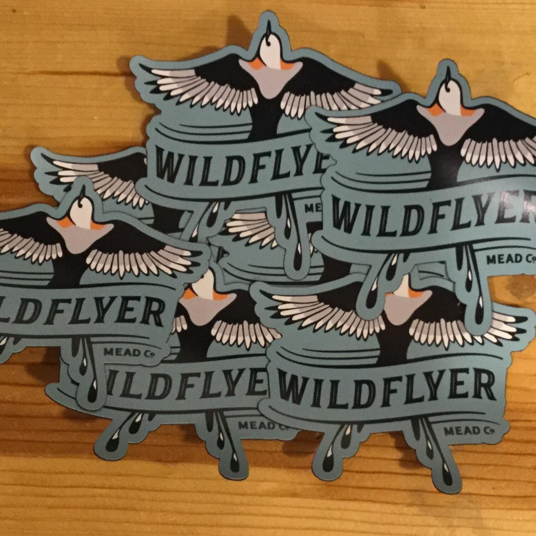WildFlyer Magnet
