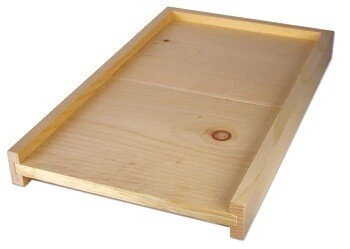 Bottom Board Pine 10 Frame