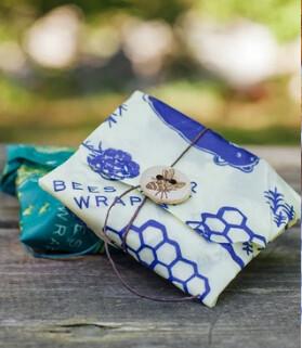 Bee's Wrap - Sandwich 2 Pack (Wildlife Pack)