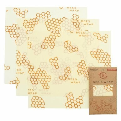 Bee's Wrap - 3 Pack - Large