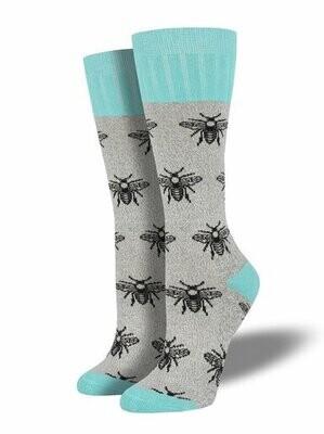 Bee Boot Socks