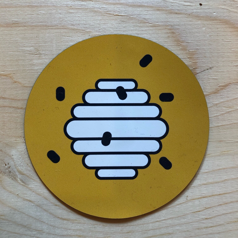 Wild Hive Magnet