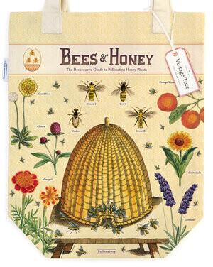 Bees & Honey Tote Bag