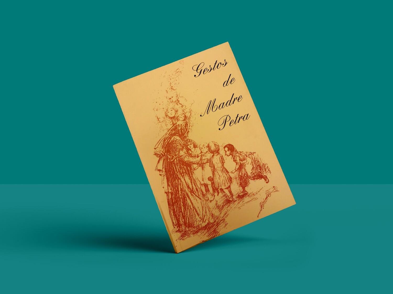 Gestos de Madre Petra - Libro