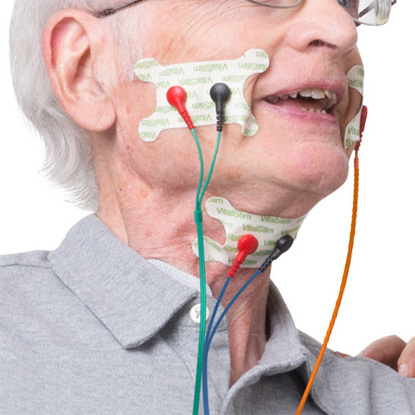 Dysphagia Electrode Therapy