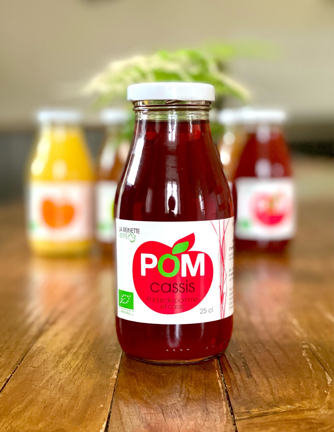 Pomme & Cassis