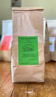 Farine de blé semi complète