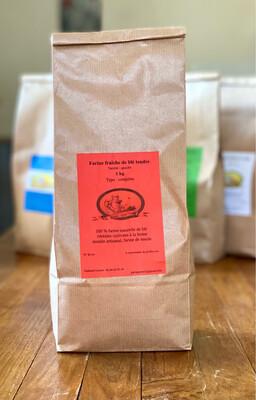 Farine de blé complet
