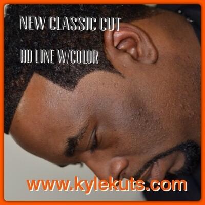 NEW CLASSIC CUT W/HD