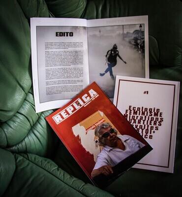 Abonnement à REPLICA (4 numéros)