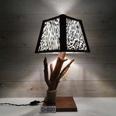 Экзотический светильник DIMATI, арт: D-020