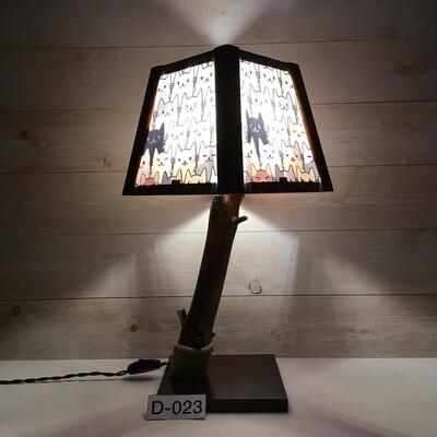 Экзотический светильник DIMATI, арт: D-023