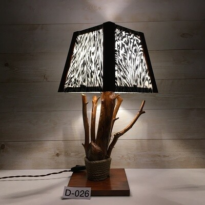 Экзотический светильник DIMATI, арт: D-026