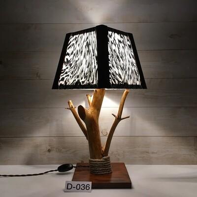 Экзотический светильник DIMATI, арт: D-036