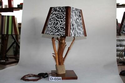 Экзотический светильник DIMATI, арт: D-034